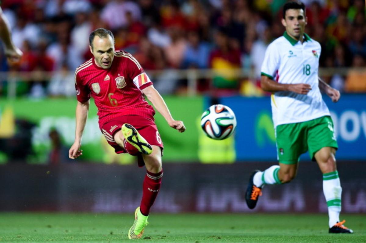 Spain v Bolivia - International Friendly