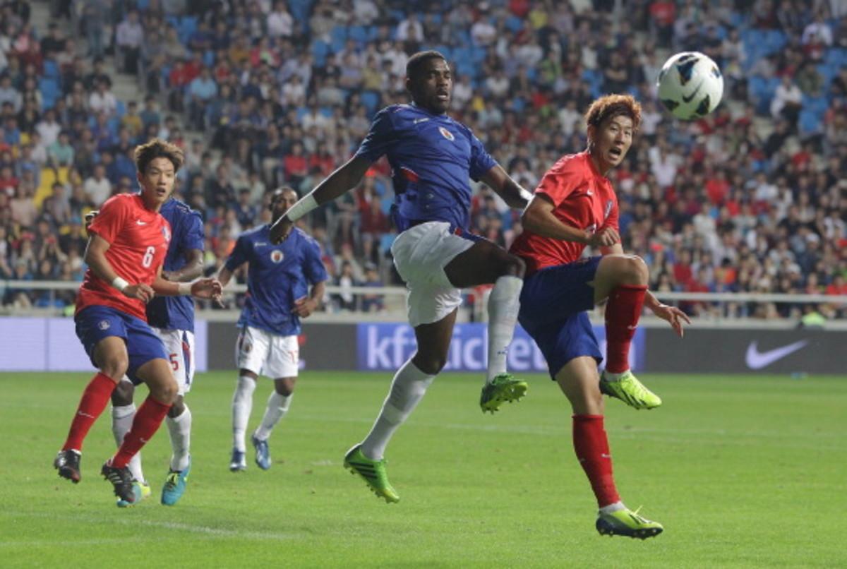South Korea v Haiti - International Friendly