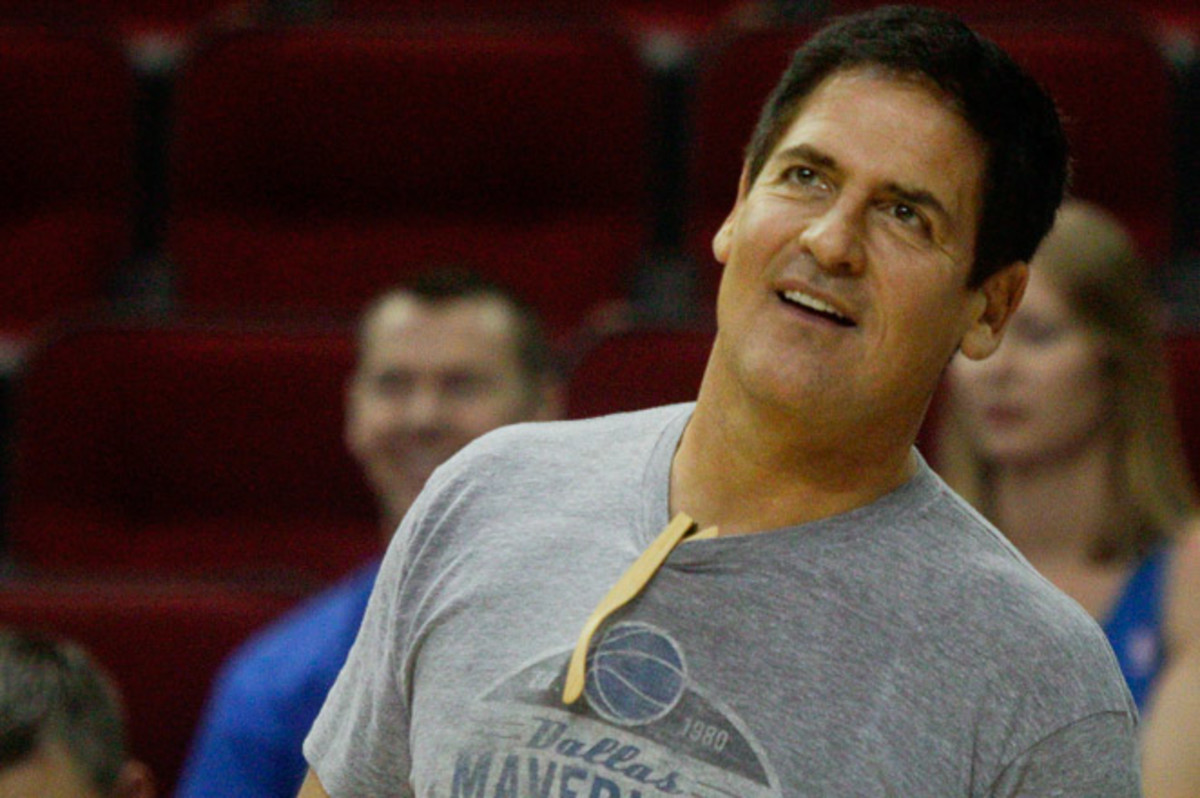 Mavs owner Mark Cuban says his idea that the NBA D-League is a better option for prospects is not a well-researched proposal, just an opinion.