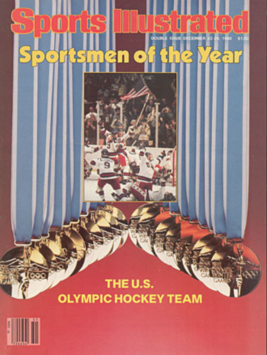 1980 Sportsmen Of The Year cover