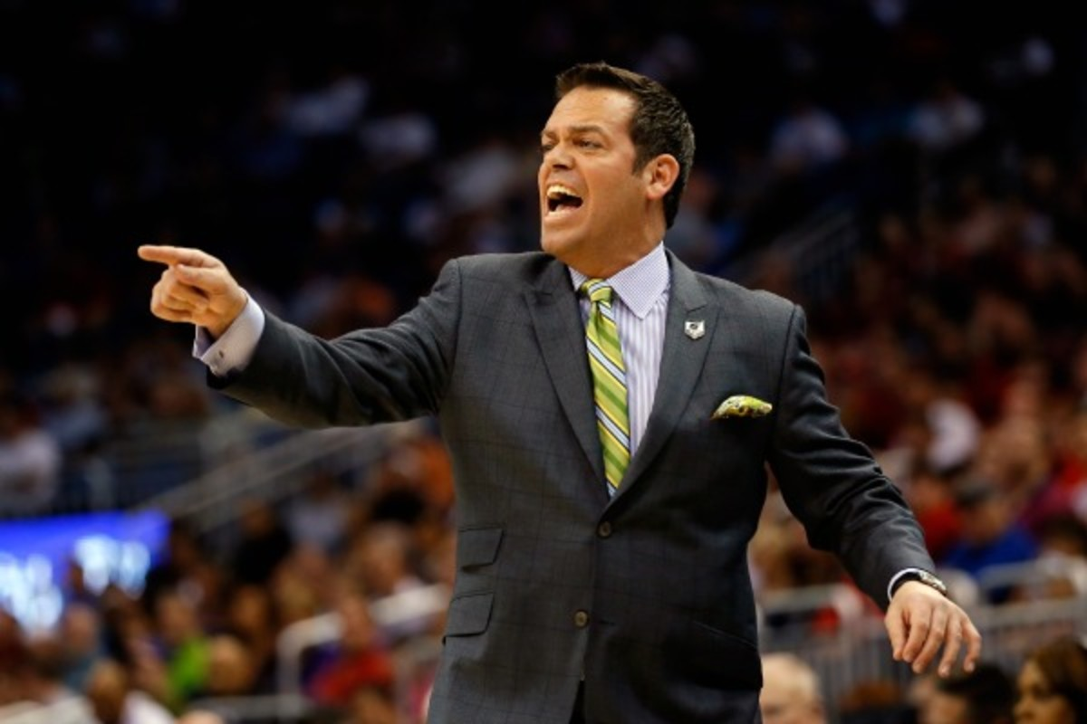 Steve Masiello (Kevin C. Cox/Getty Images)