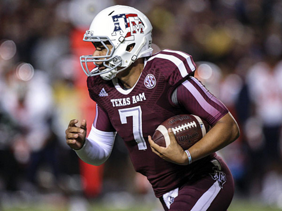 Texas A&M's Kenny Hill