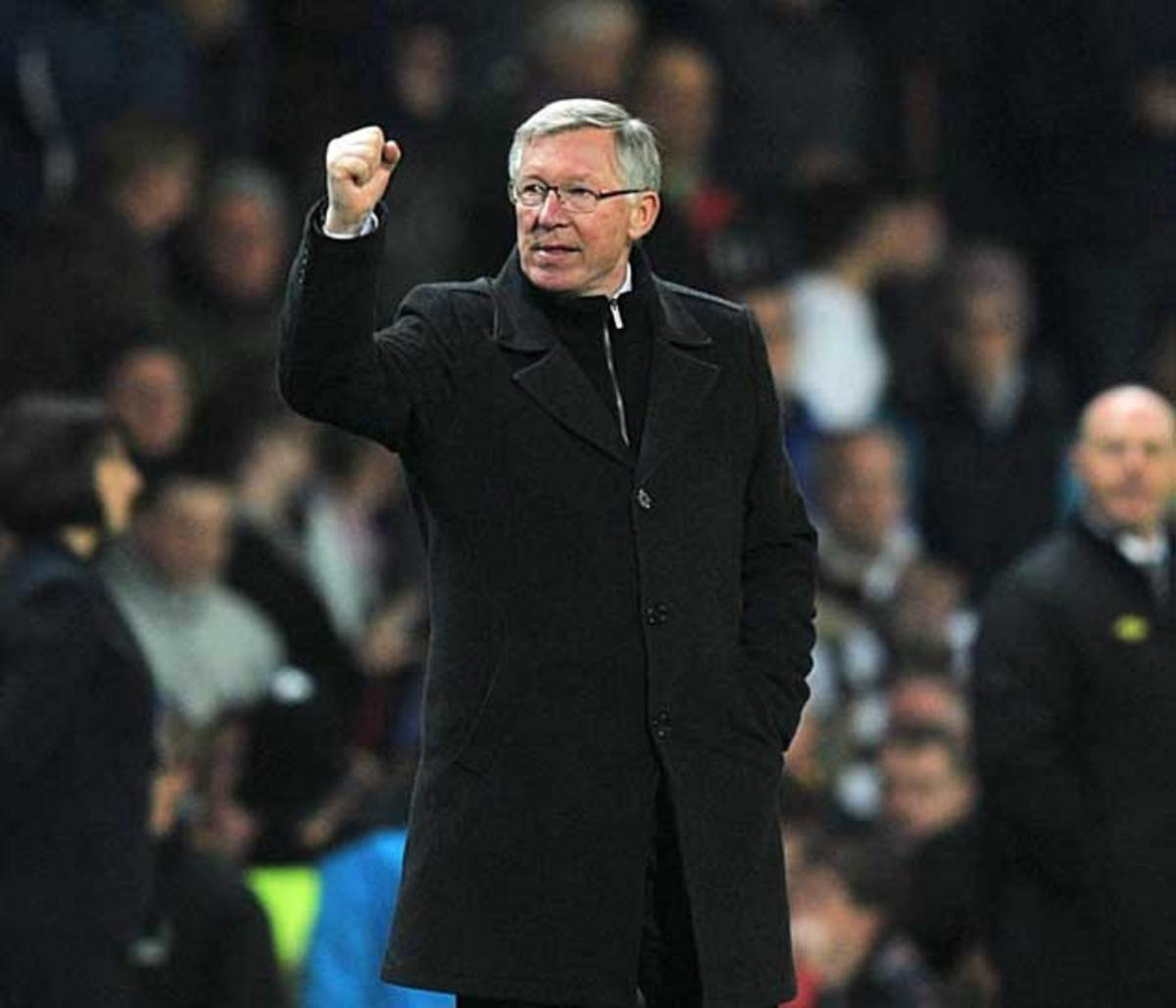 Longtime Manchester United manager Sir Alex Ferguson is one of 12 owners of Telescope.