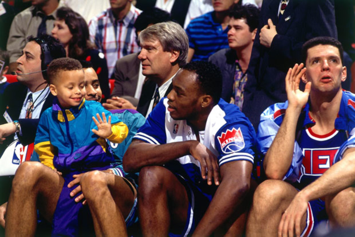 Dell Curry 1992