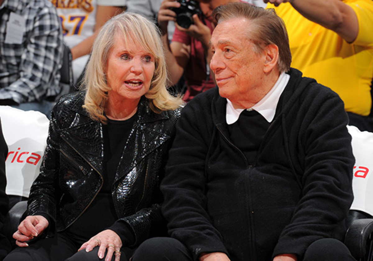 Donald Sterling (Andrew D. Bernstein/Getty Images)
