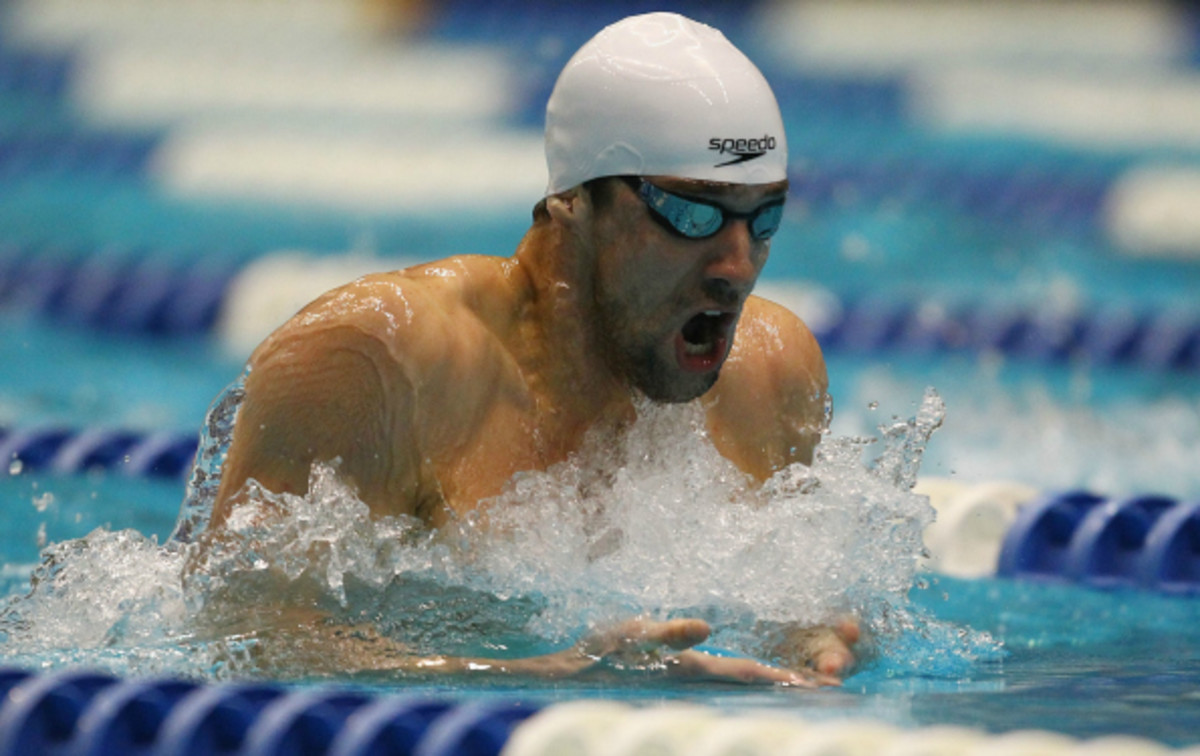 Michael Phelps holds the record for most Olympic gold medals with 18. (Dilip Vishwanat/Getty Images)