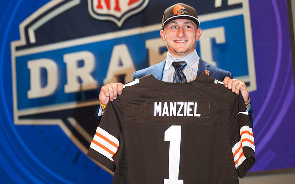 Johnny Manziel (Elsa/Getty Images)