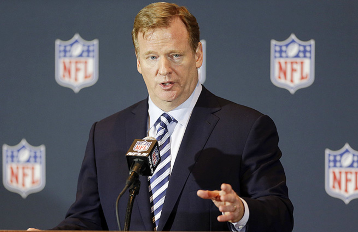 "Roger Goodell and the NFL's competition committee want to return an ""element of respect"" to the game."