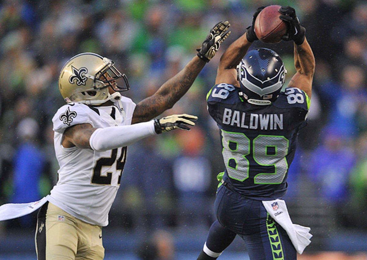 Doug Baldwin agrees to two-year extension with Seattle Seahawks