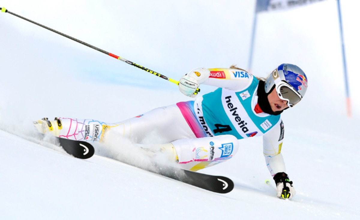 Lindsey Vonn had surgery to repair a torn ACL, keeping her out of the Sochi Olympics, but says she'll back for 2018.