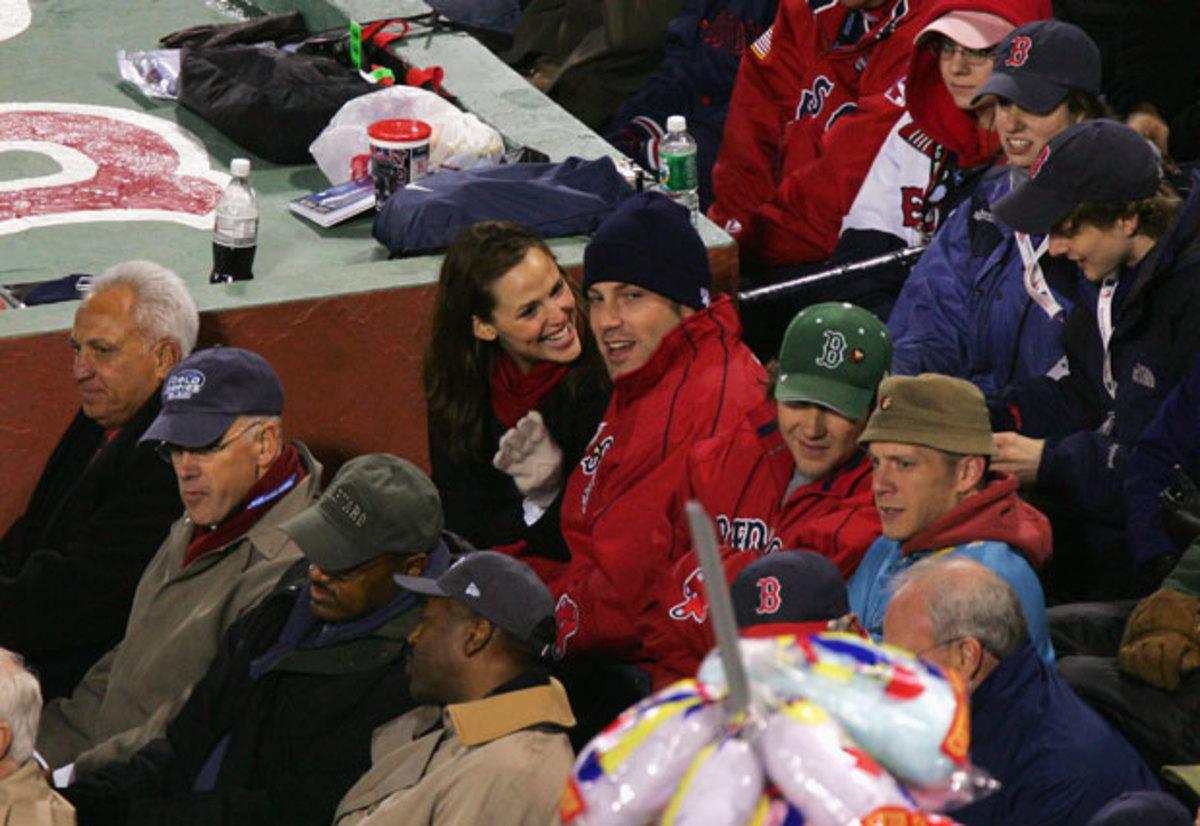 Ben Affleck and Jennifer Garner :: Getty Images