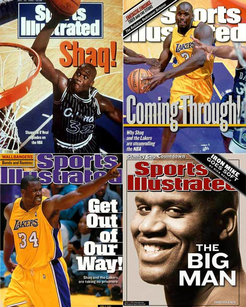 1992: Shaquille O'Neal