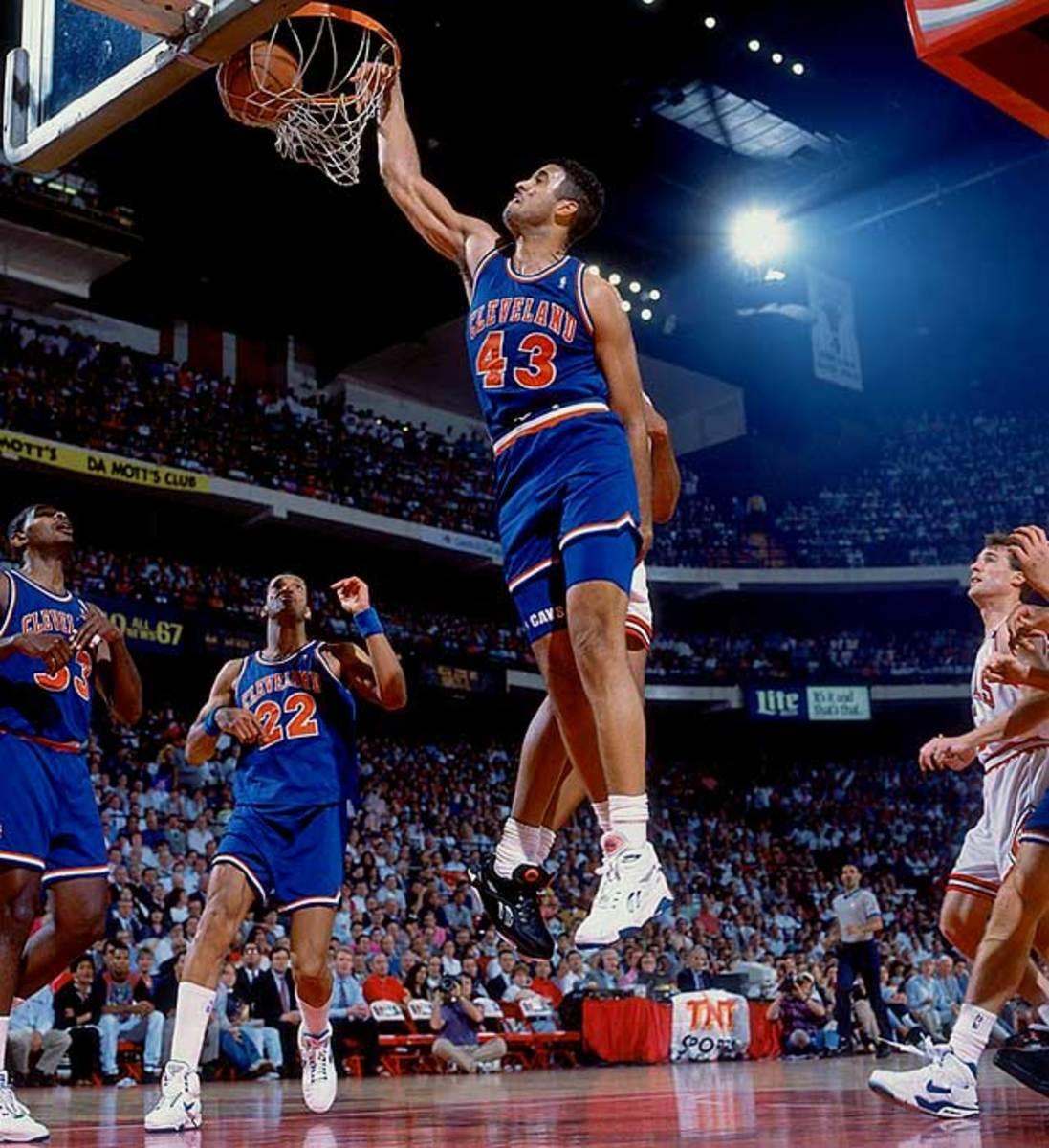 1986: Brad Daugherty