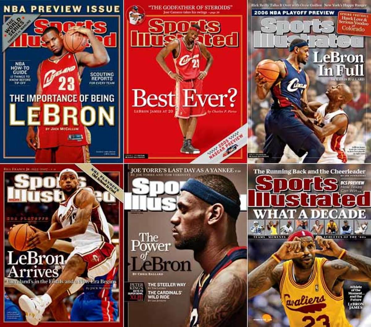2003: LeBron James