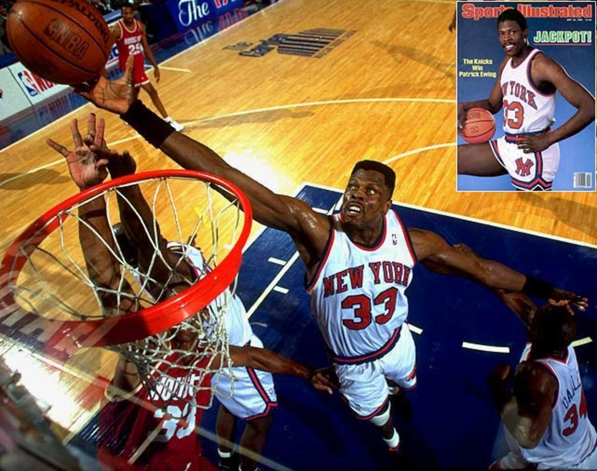 1985: Patrick Ewing