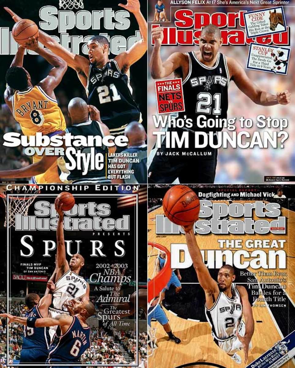 1997: Tim Duncan