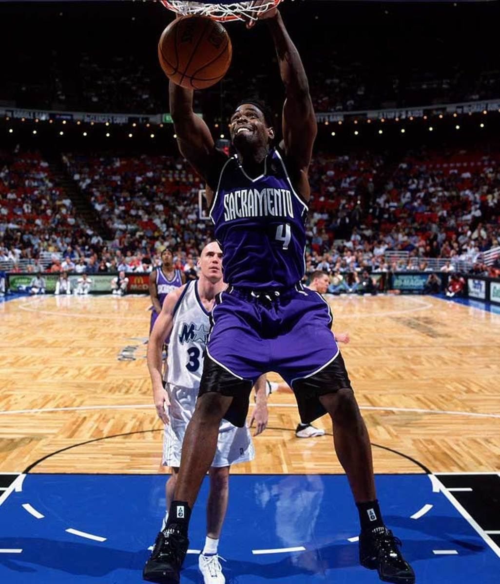 1993: Chris Webber