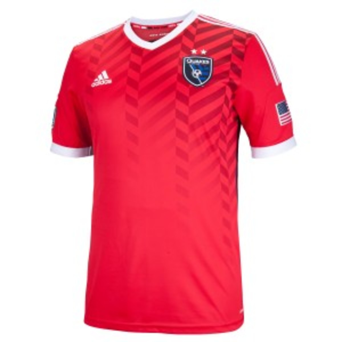 Earthquakes secondary jersey