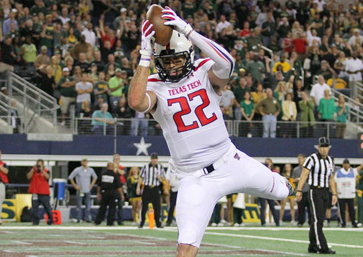 New England Patriots 2014 NFL mock draft tracker: Jace Amaro, Texas Tech