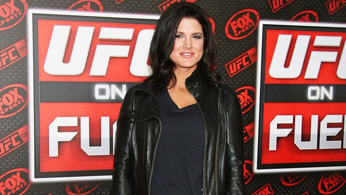 president I will  Dana Gina next UFC Carano sign White: