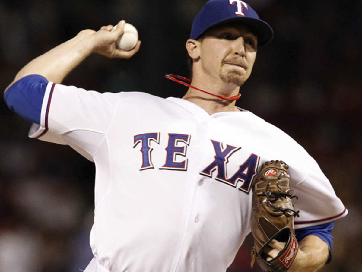 Tanner Scheppers will make his first career Major League start on Opening Day. (Jim Cowsert/AP)