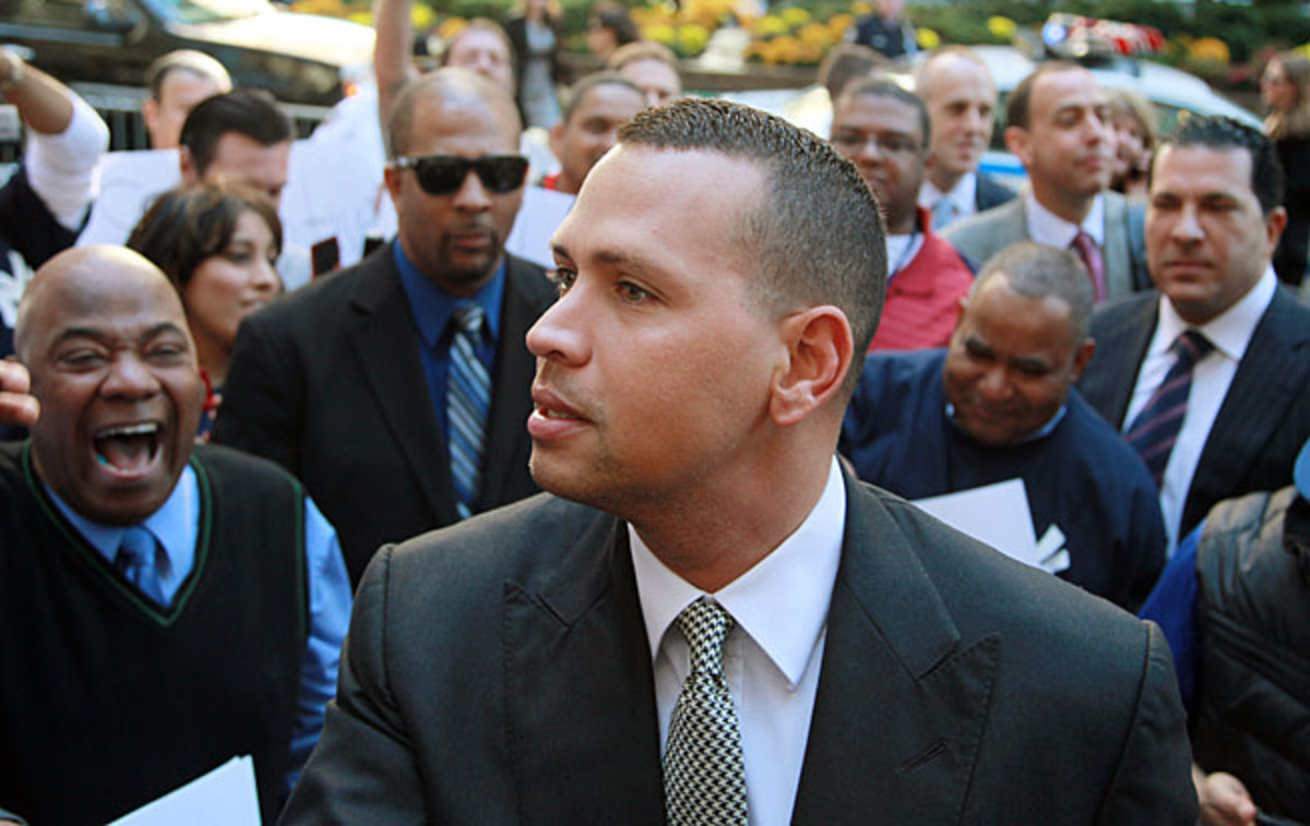 Alex Rodriguez has vowed to carry his case to federal court.