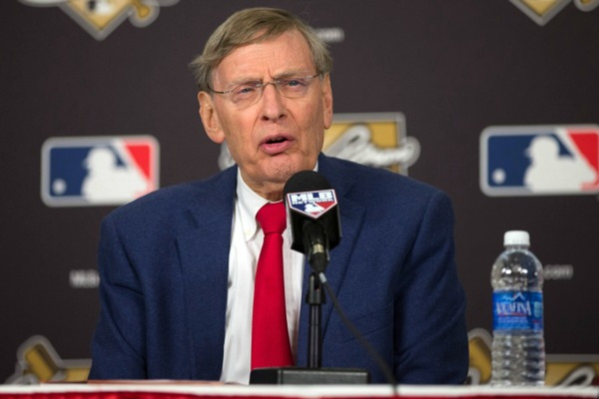 Bud Selig (Brad Mangin/Getty Images)