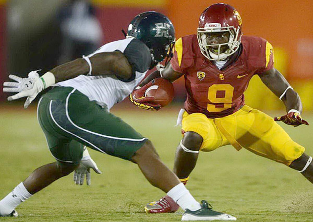 Baltimore Ravens 2014 NFL Mock Draft Tracker: Marqise Lee, USC