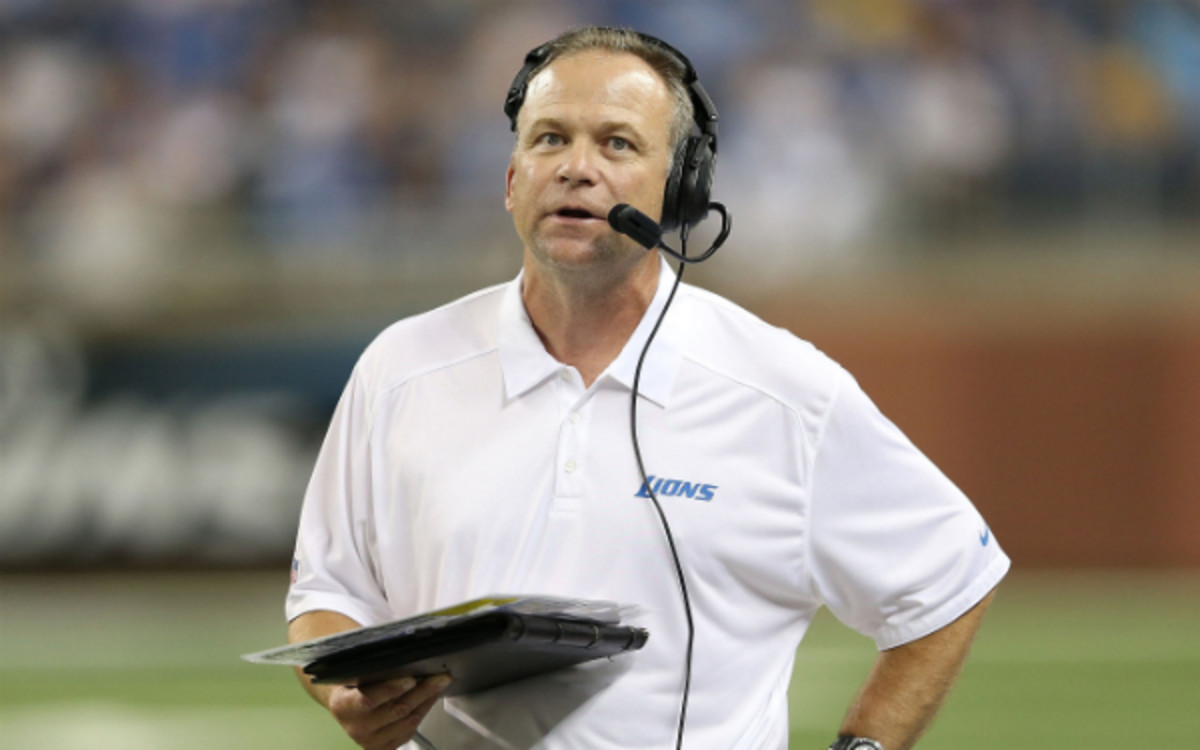 Scott Linehan's hire could lead to some tension on the Cowboys' coaching staff. (Leon Halip/Getty Images)