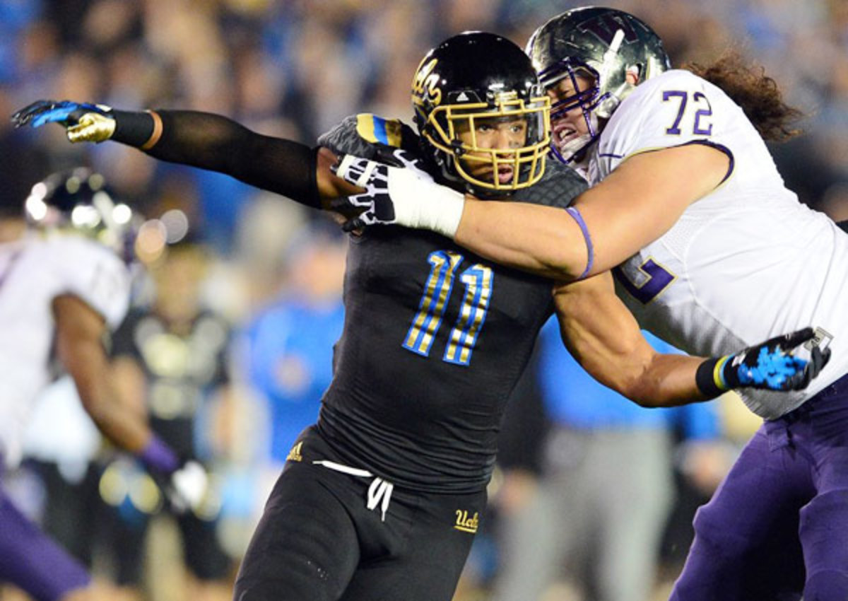 Tennessee Titans 2014 NFL Mock Draft Tracker: Anthony Barr, UCLA