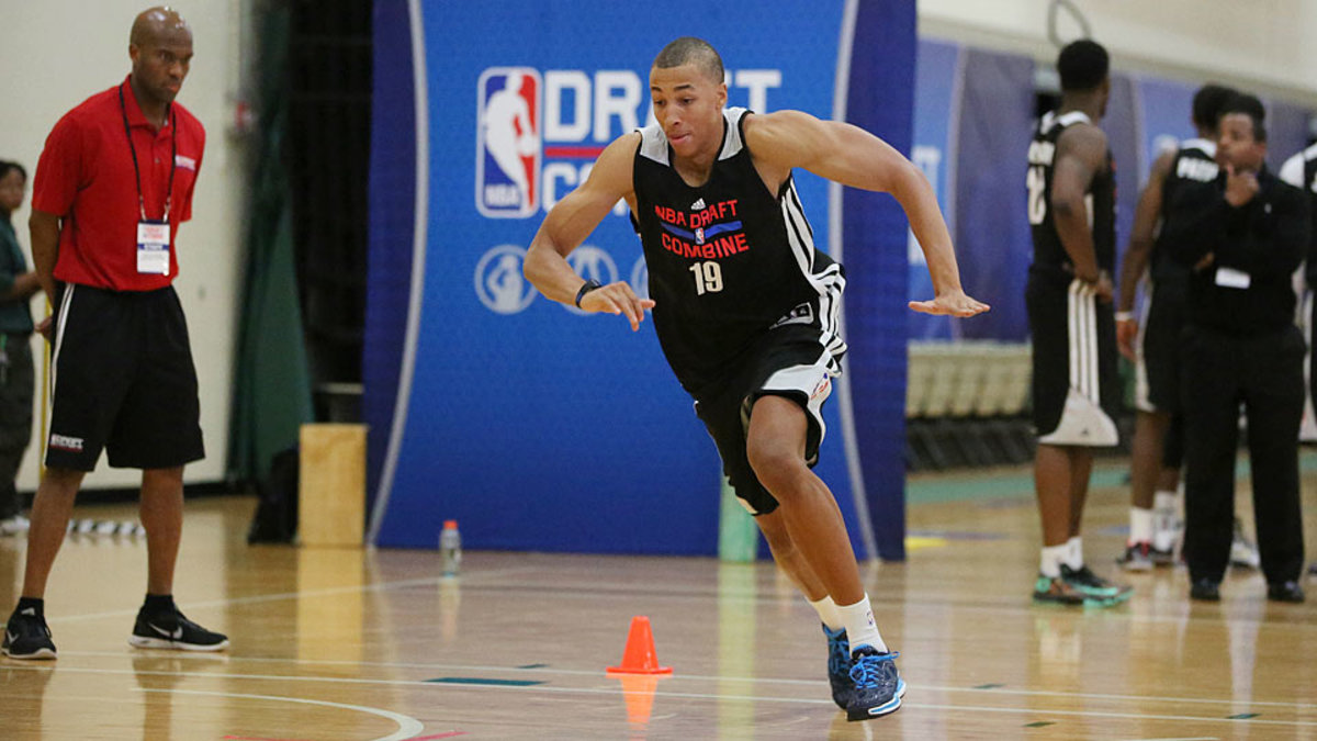Dante Exum Selected By Jazz With No 5 Pick In Nba Draft