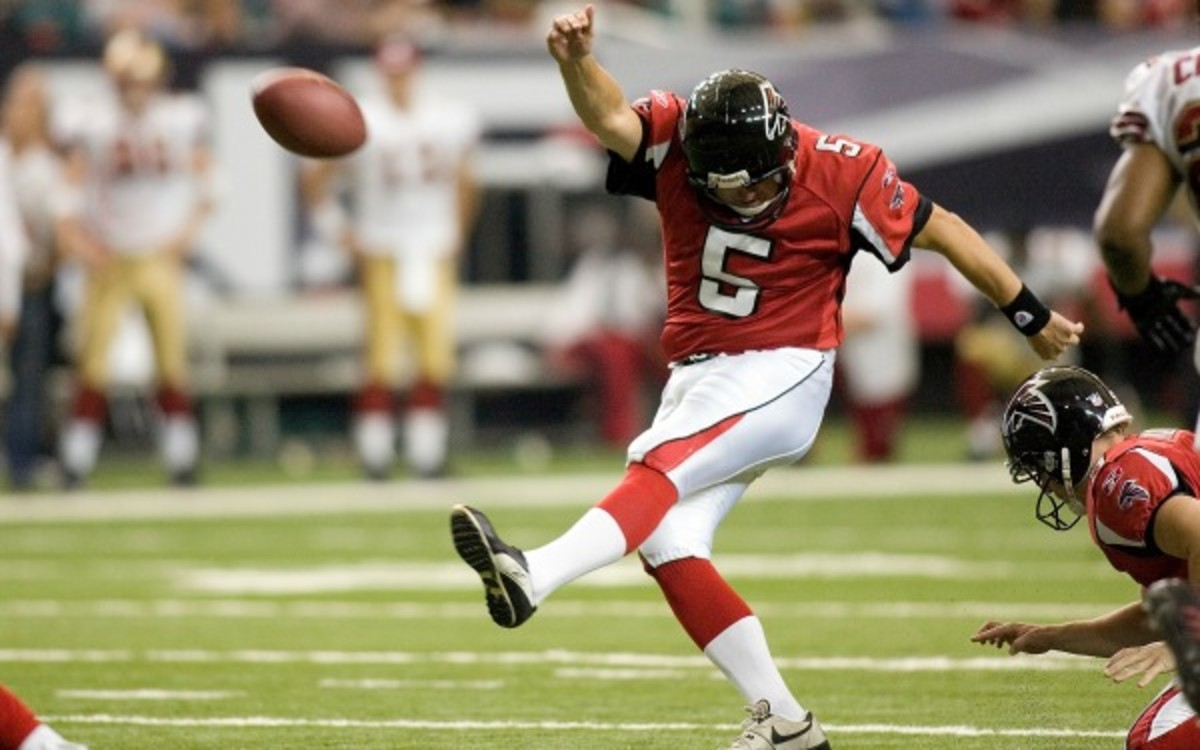 The NFL's all-time leading scorer, Morton Anderson says it's time for a kicker or punter to be in the Hall of Fame. (Rex Brown/Getty Images)