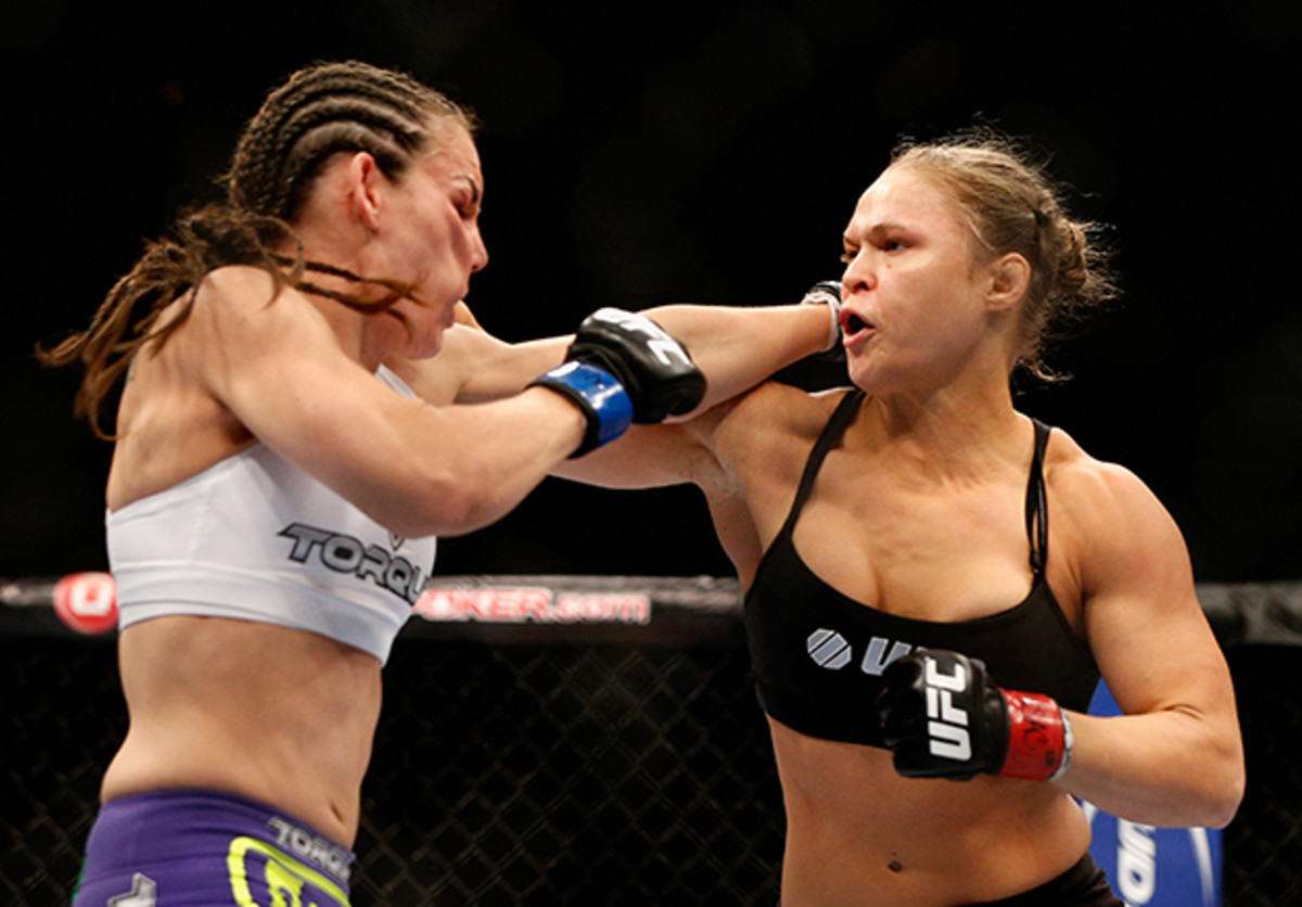 Ufc fighters womens List of