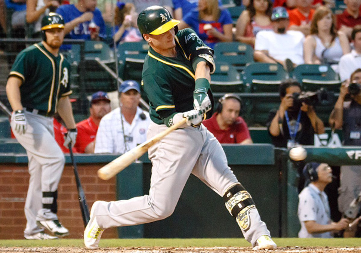 Josh Donaldson reached base at least once in his last seven games, and clobbered three home runs.