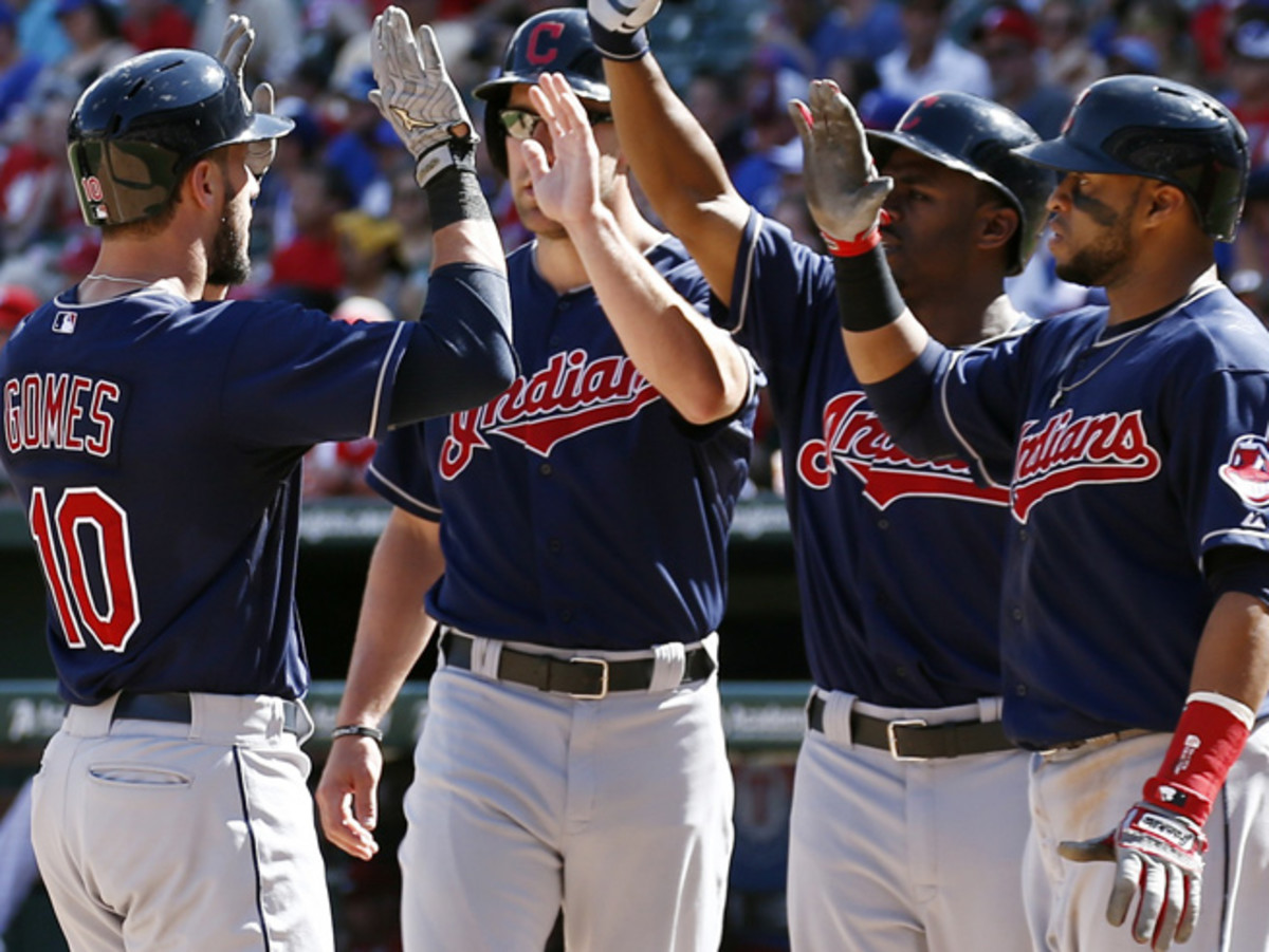 The Cleveland Indians are flying up the rankings thanks to a hot start to the month of June.