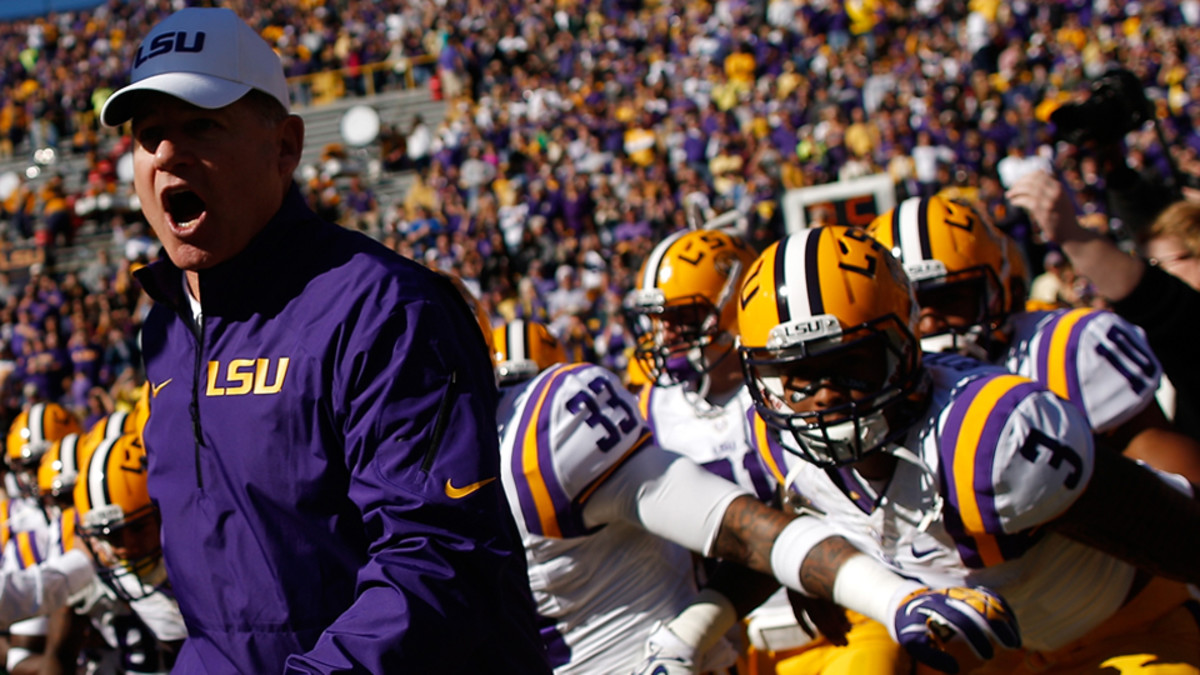 Watch LSU Tigers vs Wisconsin Badgers online: Game time ...