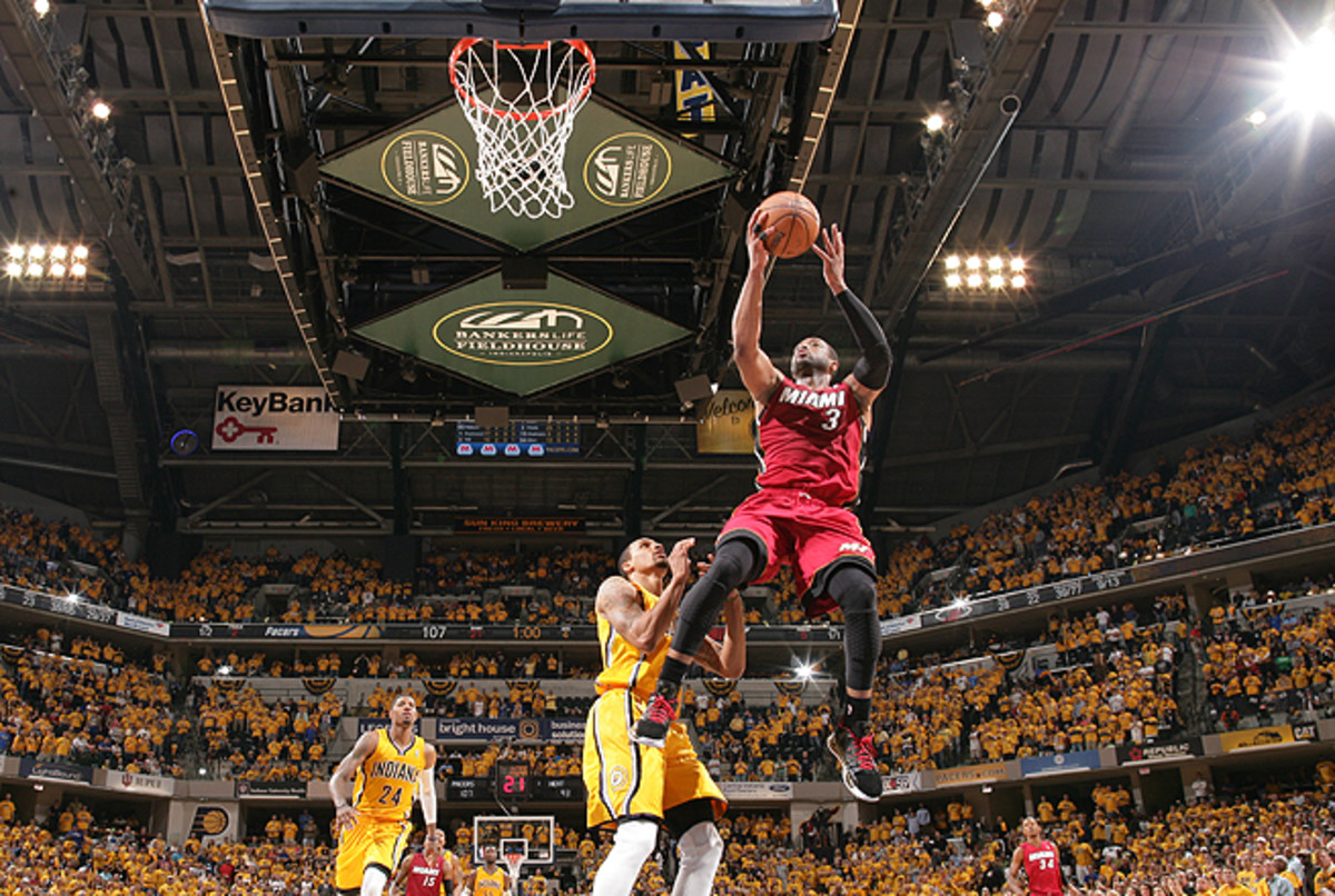 The Heat's so-called maintenance program for Dwyane Wade has paid dividends in the postseason.