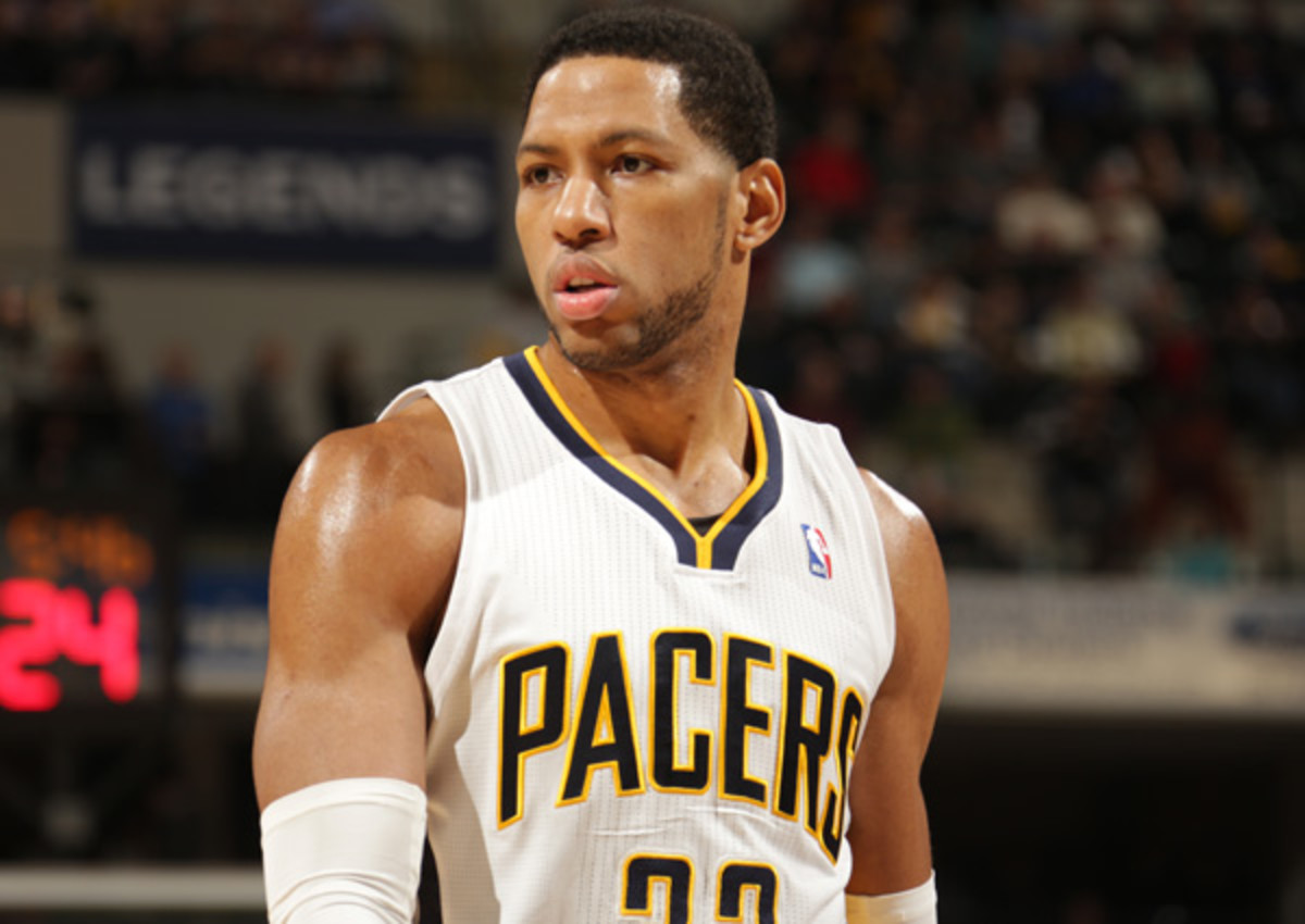 Danny Granger will go from the top team in the East to the second-worst by record. (Ron Hoskins/NBAE/Getty Images)