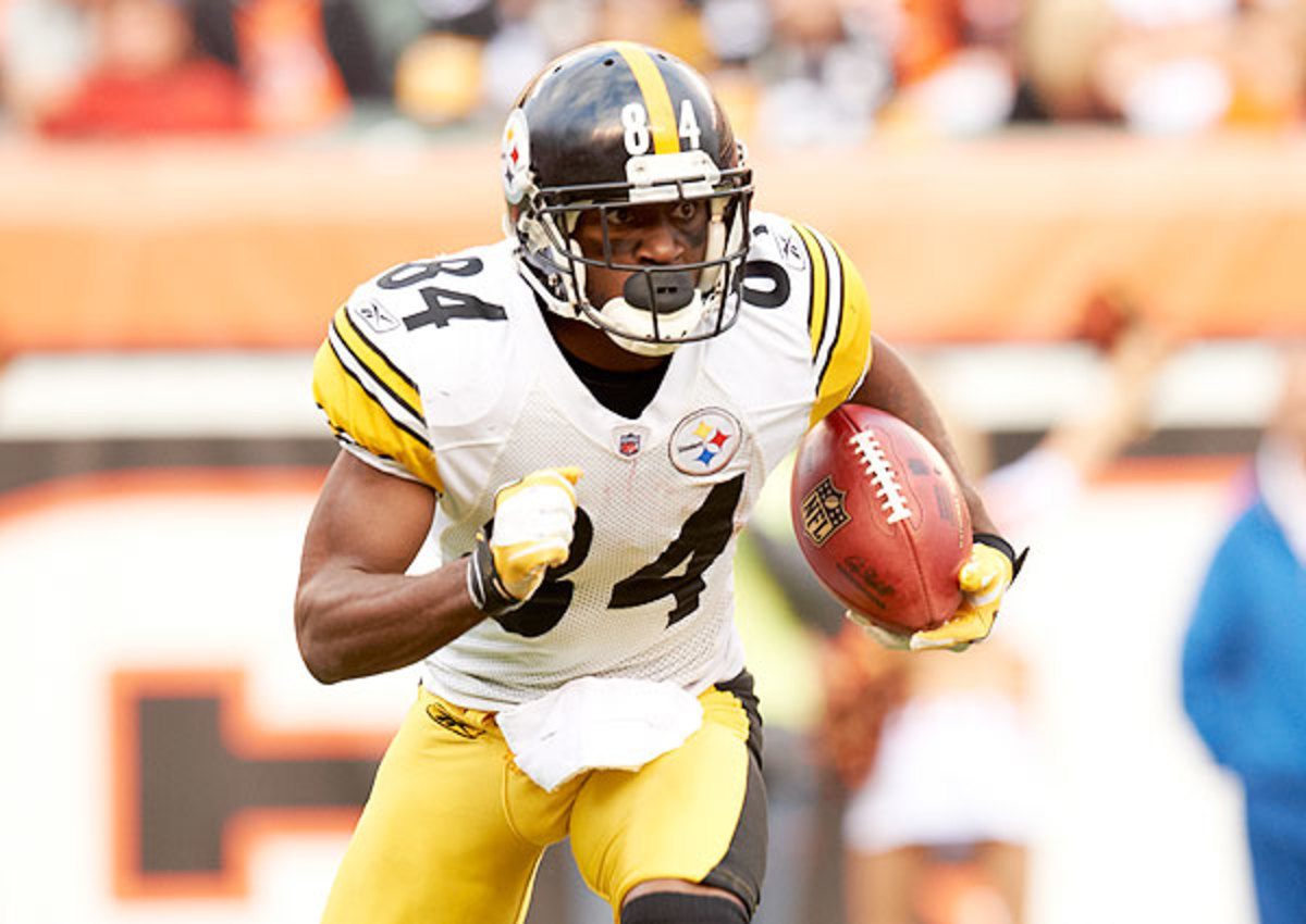 Antonio Brown fires back at former Steelers teammate Ryan Clark for comments about team's marijuana use