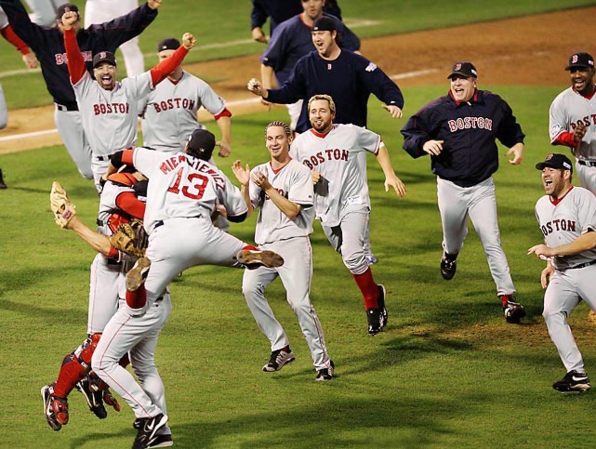 Red Sox defeat Cardinals, 4-0