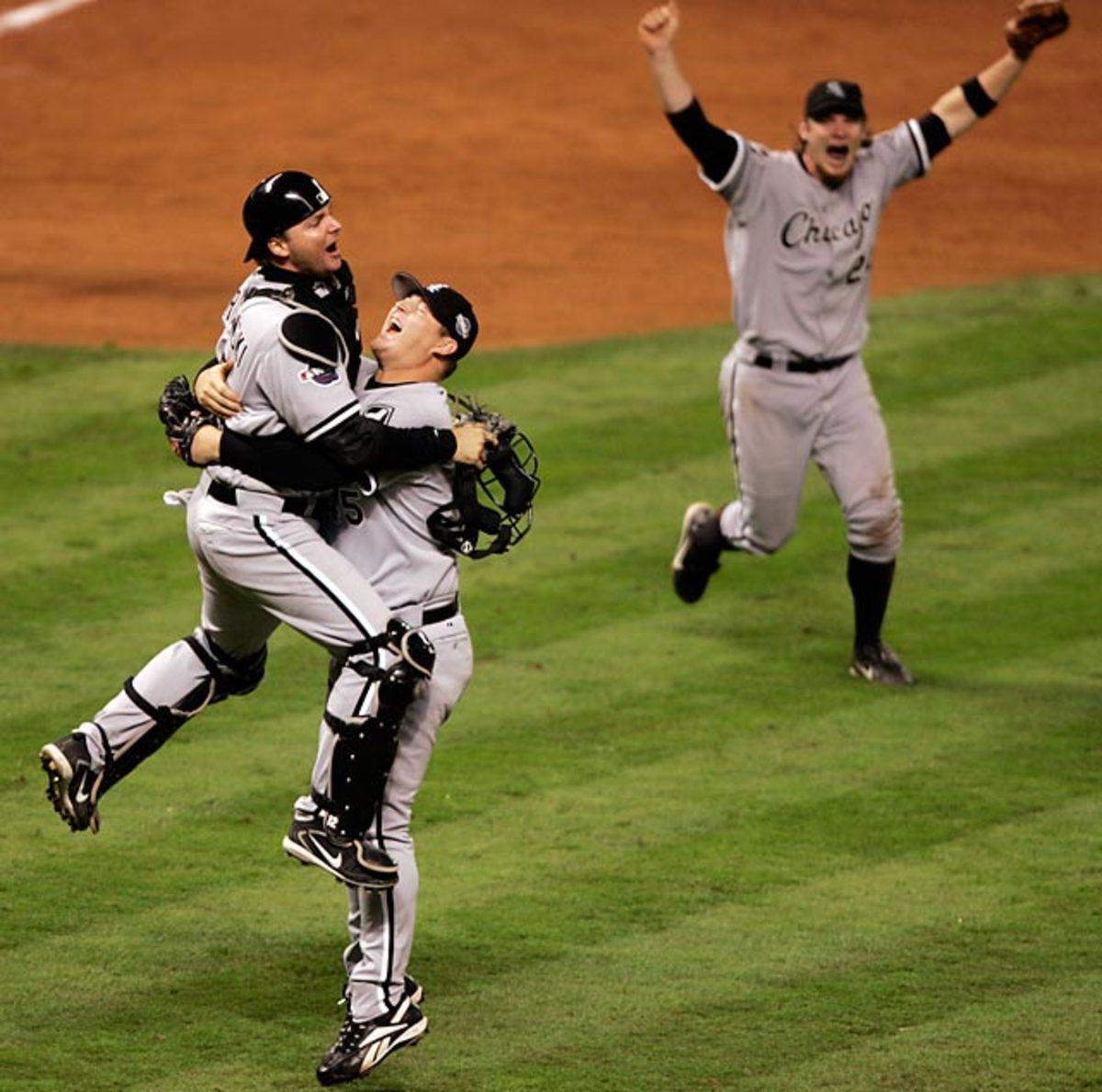 White Sox defeat Astros, 4-0