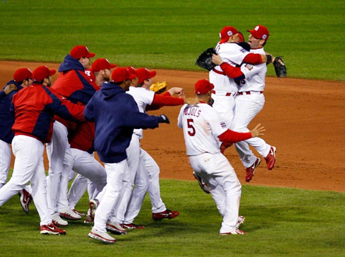 Cardinals defeat Tigers, 4-1