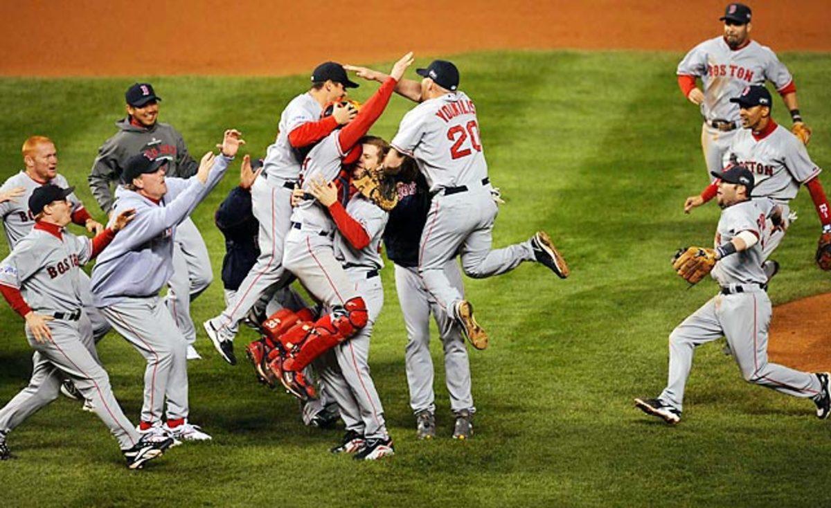 Red Sox defeat Rockies, 4-0