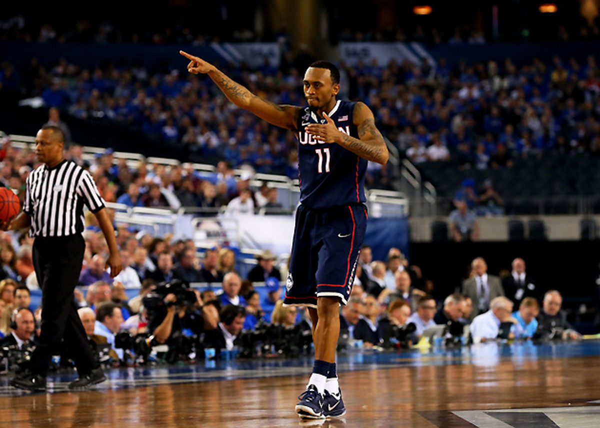 Ryan Boatright looks to become the next great UConn senior guard.