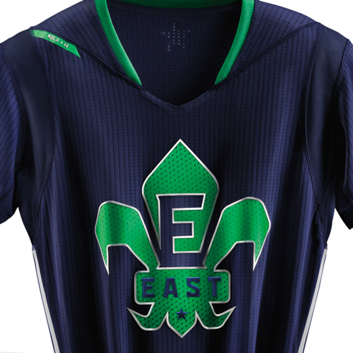 2014 nba all star jersey