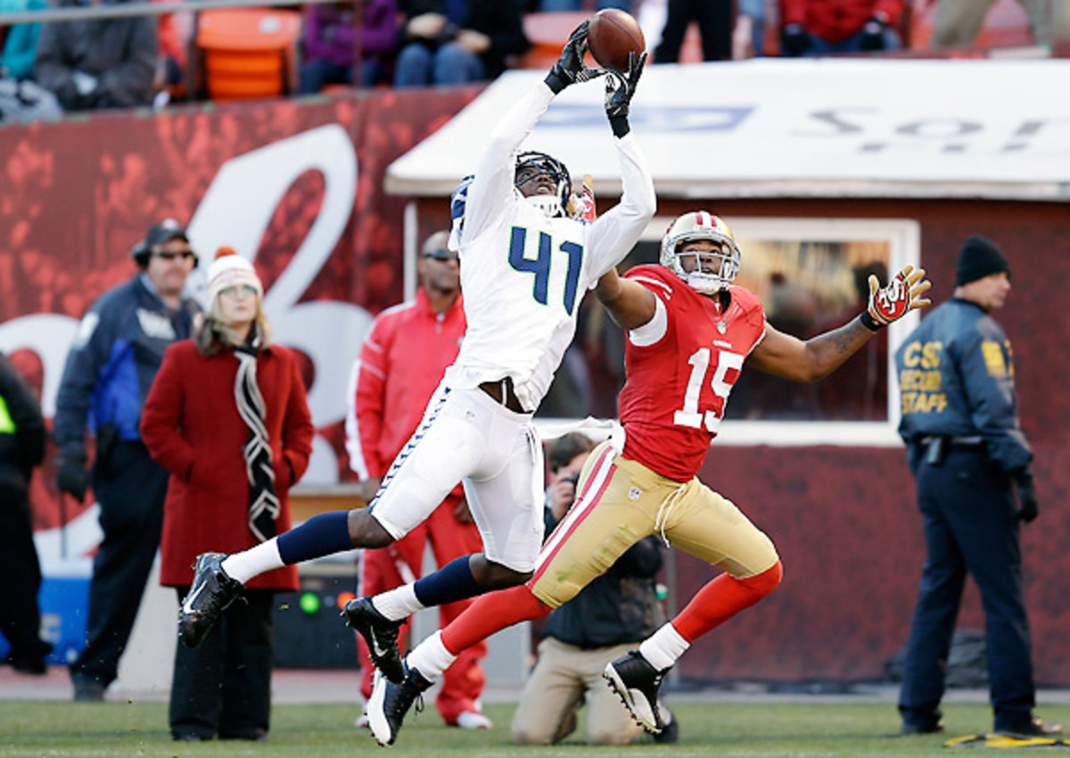 """Byron Maxwell personifies the """"Next Man Up"""" philosophy that has allowed the Legion of Boom to overcome apparent setbacks."""