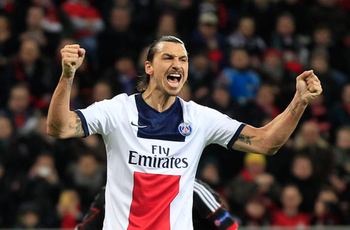 Zlatan Ibrahimovic has notoriously struggled this deep in the Champions League, but he'll be out to prove detractors wrong when PSG plays Chelsea in the quarterfinals.