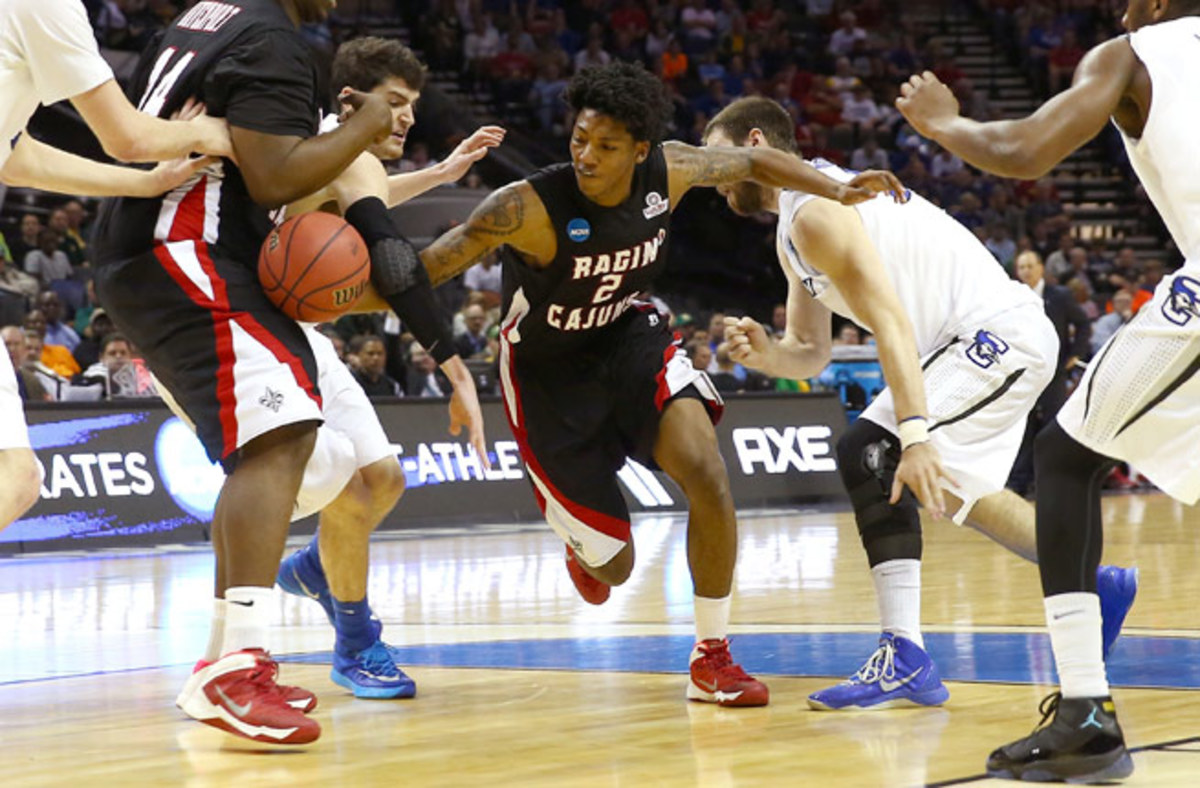 A guard out of Lousiana-Lafayette, Elfrid Payton has the polish and potential to be a first-round steal.