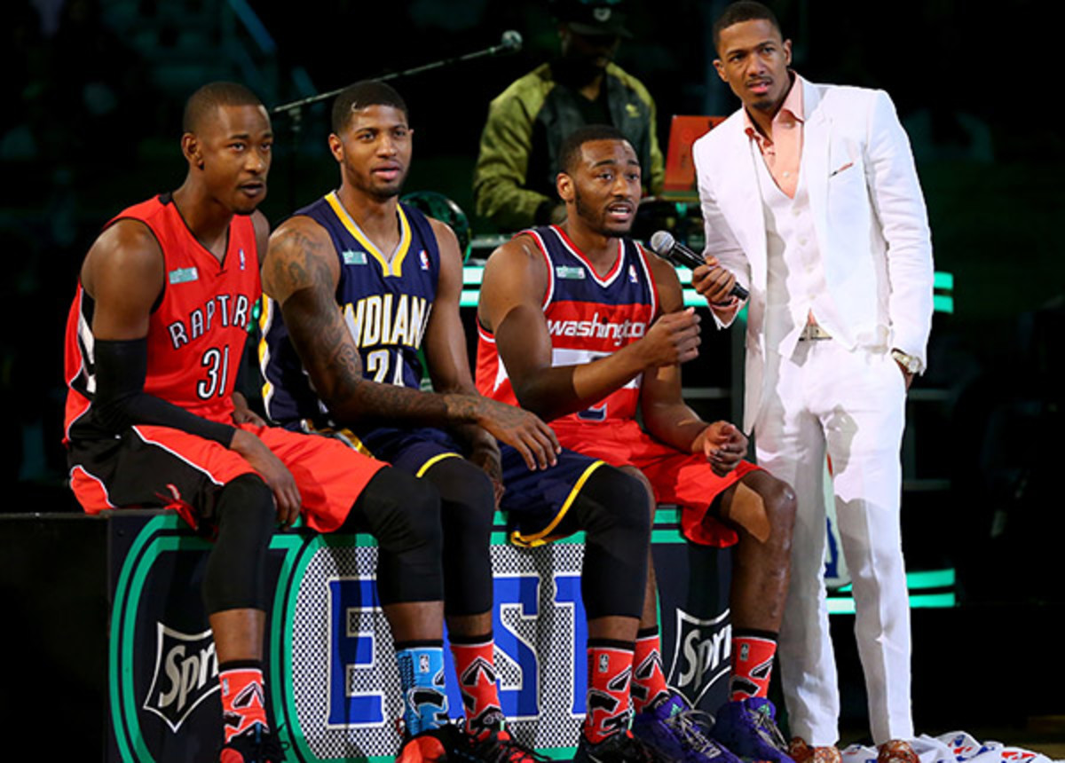 East Dunk Contest team