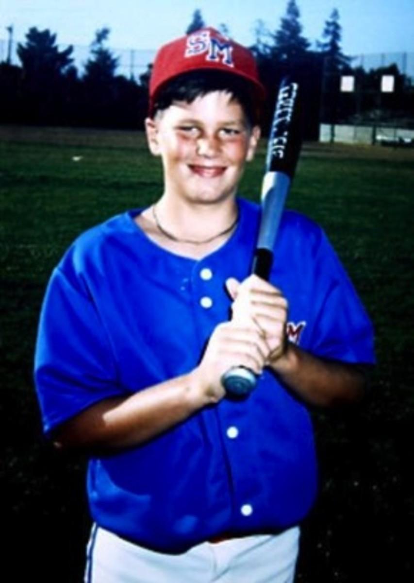 Young Tom Brady